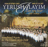 Yerachmied Begun & The Miami Boys Choir - Yerushalayim Can You Hear Our Voice