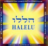 Halelu - Lieder von Zipporah Bennett
