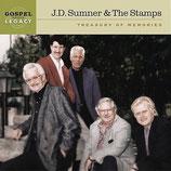 J.D.Sumner & The Stamps - Treasury Of Memories