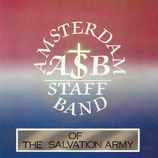 Amsterdam Staff Band (ASB) of THE SALVATION ARMY