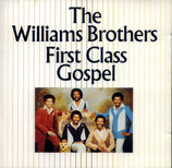 Williams Brothers - First Class Gospel CD