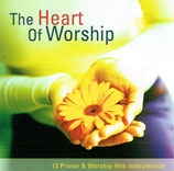 The Heart of Worship - 13 Praise & Worship Hits instrumental (Arne Kopfermann)