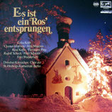 Ich steh an deiner Krippen hier - Weihnachtliche Bläser-,Chor-und Orgelmusik