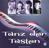 David Plüss, Johannes Nitsch, Jochen Rieger, Florian Sitzmann : Tanz der Tasten
