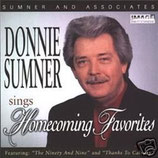 Donnie Sumner - Homecoming Favorites