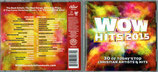 WOW HITS 2015 : 30 of The Year's Top Christian Artists And Hits (2-CD)