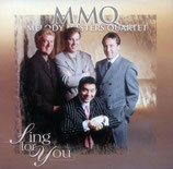 Melody Masters Quartet - Sing for You CD -