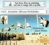 """Jerusalem - Zeit zum Nachdenken - Christus ist unser Friede (Lieder aus """"Jerusalem Schalom"""")"""