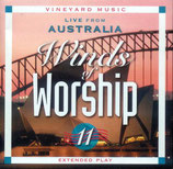 Vineyard - Winds Of Worship 11  (Live From Australia)