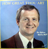 William McCrea - How Great Thou Art