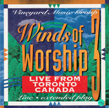 Vineyard - Winds Of Worship 3  (Live From Toronto Canada)
