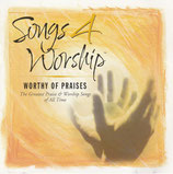 Songs 4 Worship - Worthy Of Praises 2-CD