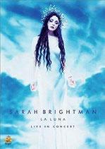 Sarah Brightman - La Luna Live In Concert DVD