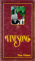 VINESONG The Video VHS VIDEO