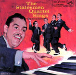 Statesmen - The Statesmen Quartet sings with Hovie Lister 1958