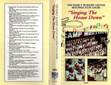 THE FAMILY WORSHIP CENTER RESURRECTION CHOIR : Singing The House Down  (VHS-NTSC)