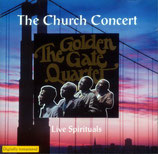 Golden Gate Quartet - The Church Concert (Live Spirituals)