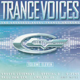 TRANCE VOICES Volume Eleven (2-CD)