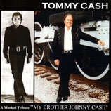 Tommy Cash - My Brother Johnny Cash : A Musical Tribute