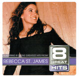 Rebecca St.James - 8 Great Hits