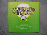 SCRIPTURE IN SONG : 20 Worship Songs from Book One Songs of Praise Volume Two (David & Dale Garratt) (Kingsway)