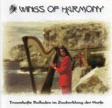 WINGS OF HARMONY - Traumhafte Balladen im Zauberklang der Harfe