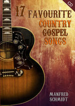 Manfred Schmidt - 17 Favourite Country Gospel Sings