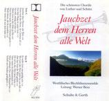 Westfälisches Blechbläserensemble - Jauchzet dem Herren alle Welt