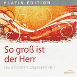 Laudio - So gross ist der Herr (Plation Edition)