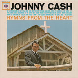 JOHNNY CASH : Hymns From The Heart