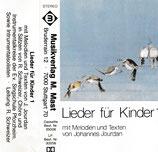Chöre und Instrumentalkreise der Ev.Singschule Pforzheim - Lieder für Kinder 1 von Johannes Jourdan