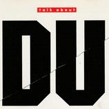 DU - talk about