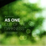 AS ONE - Out Of The Darkness (chillout)