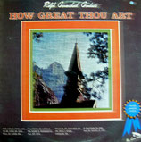 Ralph Carmichael Singers - How Great Thou Art (Vinyl-LP vg-)
