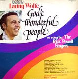 Rick Powell Singers - God's Wonderful People (Vinyl-LP vg-)