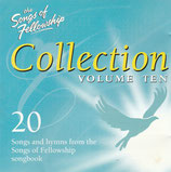 The Songs of Fellwoship Collection Volume Ten (Kingsway)