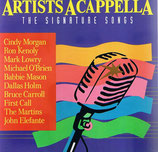 Various - Artists Acappella (The Signature Songs)