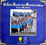 10 Jahre Kinderchor Hombrechtikon VINYL-LP