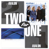Avalon - Two For One : Avalon / O2 2-CD