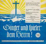 Gitarrenchor der Christlichen Gemeinschaft Gelsenkirchen - Singet und spielet dem Herrn! 1701