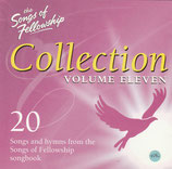 The Songs of Fellwoship Collection Volume Eleven (Kingsway)