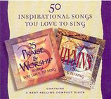 50 Inspirational Songs You Love To Sing (2-CD)