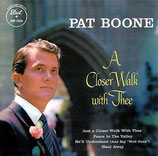 Pat Boone - A Closer Walk With Thee