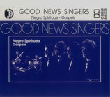 Good News Singers - Negro Sprituals-Gospels