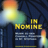 Choir Of Modern Art, Andreas Stavenhagen - In Nomine (Musik zu den Fenstern in St.Stephan)