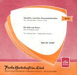 Jugend für Christus Chor, Hanni Rafflenbeul - Frohe Botschaft im Lied 45667