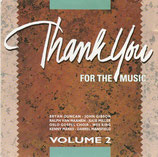 Thank You For The Music Volume 2