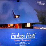Frohe Fest! Merry Christmas! mit/with Peter Schreier, Hymnus-Choir, Helmuth Rilling (Hänssler classic)