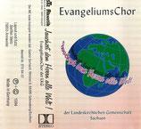 Evangeliums Chor Sachsen - Jauchzet dem Herrn alle Welt!