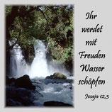 Helmut Jakob Hehl & Lili Weisser - Ihr werdet mit Freuden Wasser schöpfen